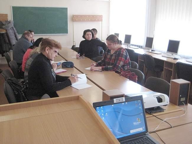 Успешное развитие системы образования ЛНР напрямую зависит от квалификации учителей