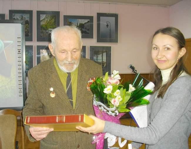 В Молодежной библиотеке прошел вечер памяти, посвященный освобождению Луганска