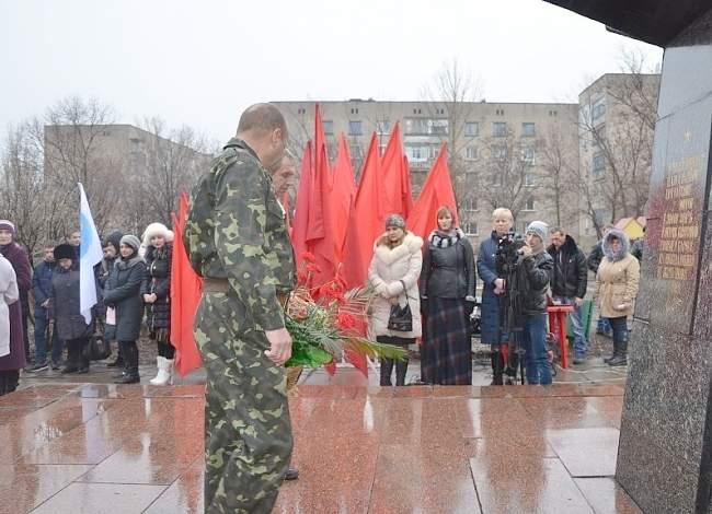 """В Ровеньках почтили память воинов-участников боевых действий в Афганистане"""">В Ровеньках почтили память воинов-участников боевых действий в Афганистане 15 Февраль 2016."""