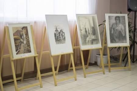 Студенты и преподаватели ЛГАКИ представили свое творчество в Москве