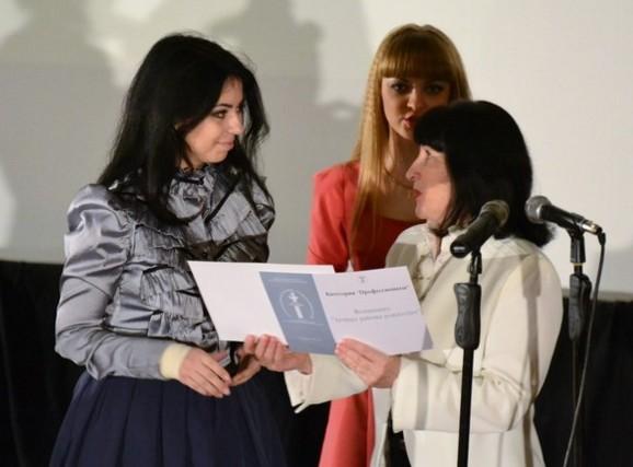 Церемония награждения победителей IV Открытого конкурса кино-, телеработ «Мастер Гаскойн» состоялась в академии культуры и искусств имени Матусовского.