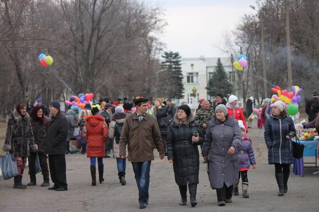 Более 3 тыс. человек посетили ярмарки «Проводы русской зимы» в Перевальске и Брянке