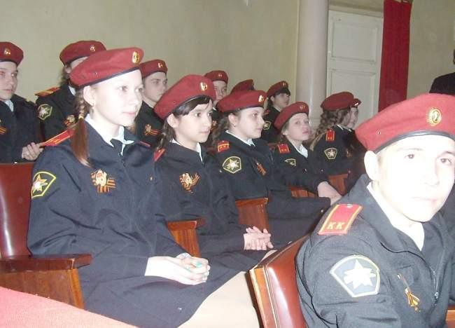 """Урок мужества по-лугански"""">Урок мужества по-лугански 01 Март 2016."""