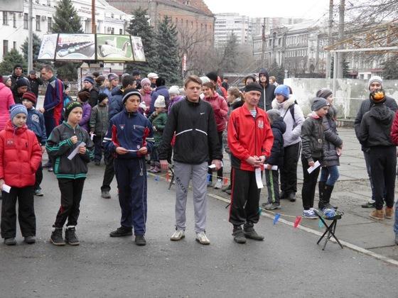 Более 100 спортсменов приняли участие в первенстве по спортивному ориентированию (ФОТО)