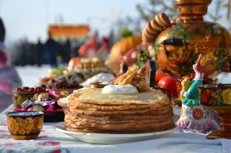 «Веселая Масленица» для 300 детей с особыми потребностями прошла в парке имени Щорса