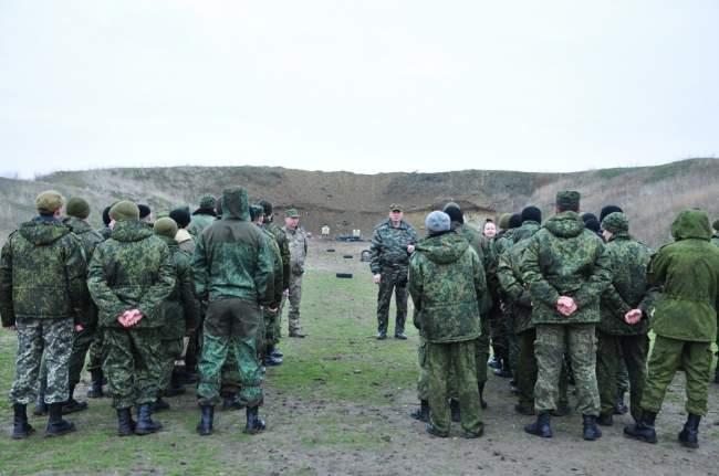 Курсанты ЛАВД им. Дидоренко сдали зачёт по огневой подготовке (фото)