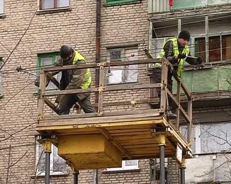 Восстановление разворотного кольца на Чапаева