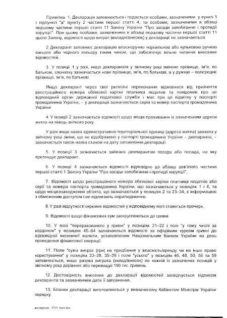 П.Порошенко задекларировал в 2015 году более 62 млн грн доходов 11:59 Боевика, который находился в розыске, задержали в Луганской области