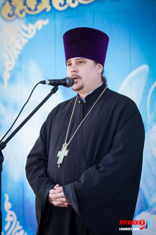 В Луганске отметили Праздник Благовещения Пресвятой Богородицы (фото)
