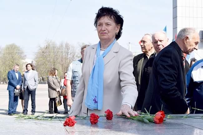Заместитель Руководителя Администрации Главы ЛНР почтил память узников фашистских лагерей