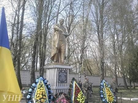 Память погибших в концлагерях почтили в Хмельницком