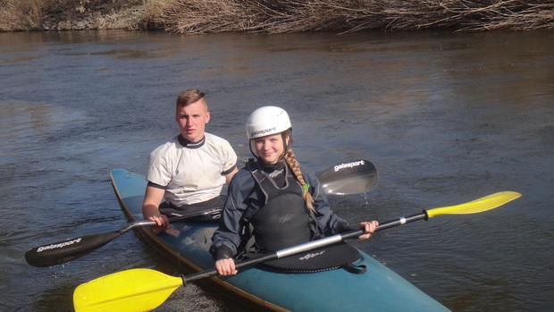 Юные спортсмены ЛНР победили в чемпионате по водному туризму в ДНР (ФОТО)