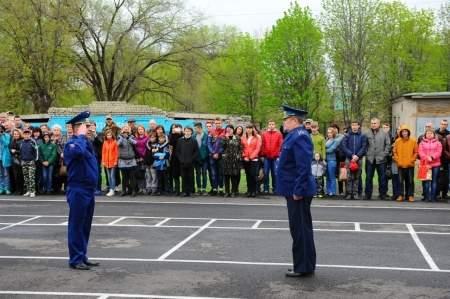 День открытых дверей состоялся в Луганском казачьем кадетском корпусе