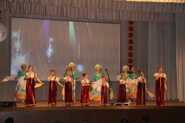 Отборочный этап детского фестиваля-конкурса «Солнечный круг» прошел в Славяносербске (ФОТО)