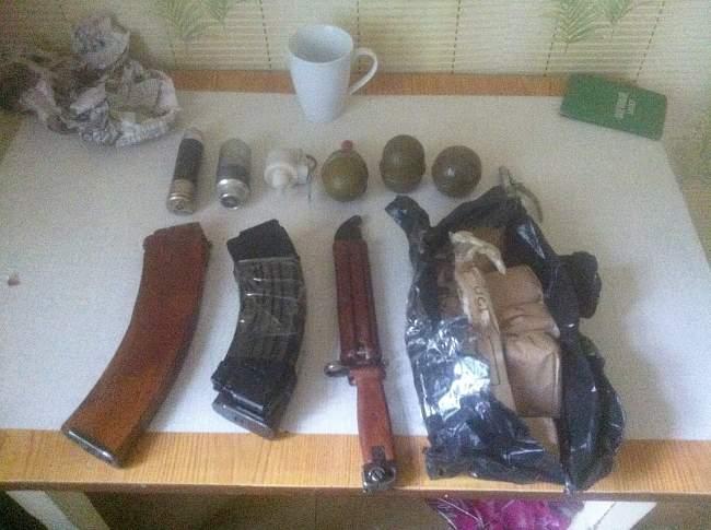 Сотрудниками межрегионального следственного отдела изъяты незаконно хранящиеся боеприпасы