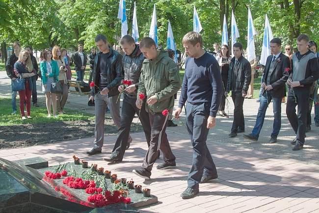 Глава ЛНР почтил память жертв трагических событий в Одессе