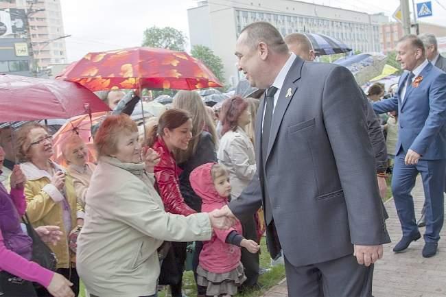 Глава ЛНР в День Республики открыл памятник «Они отстояли Родину»