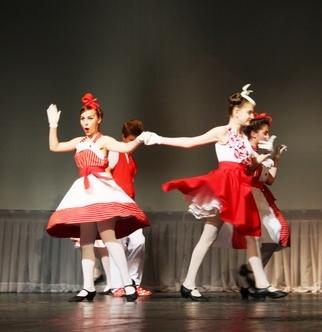 Фестиваль «Spring dance fast» прошел в Луганске