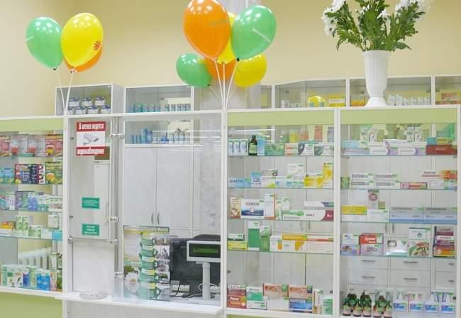 В преддверии Дня фармацевта в Луганске открыли новую аптеку