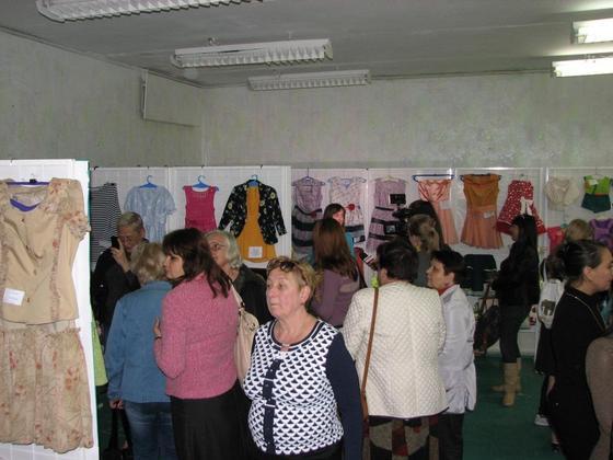 Юные модельеры Республики представили почти 150 авторских изделий на выставке (ФОТО)