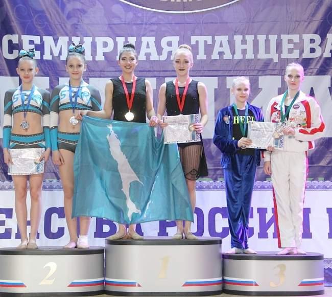 Самые красивые! Бронза престижного международного чемпионата у спортсменок ЛНР.