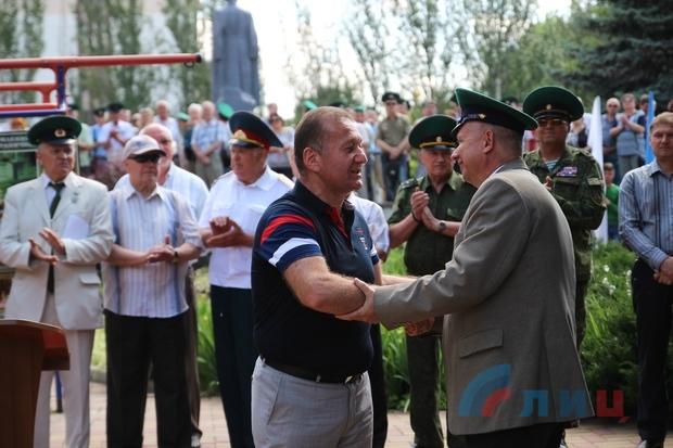 Торжественный митинг в честь Дня пограничника состоялся в столице Республики (ФОТО)