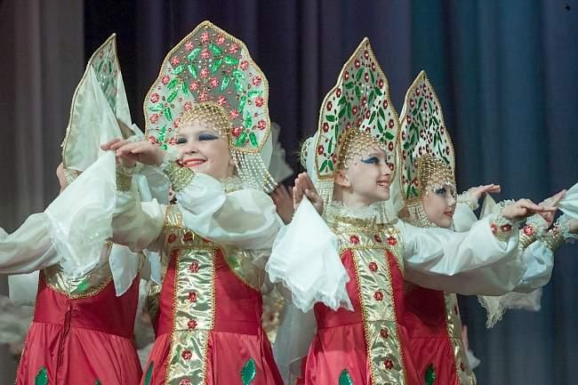 В Луганске подвели итоги фестиваля-конкурса детского и юношеского творчества «Солнечный круг»