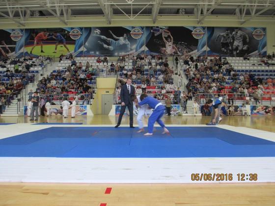Дзюдоисты Луганска завоевали пять медалей на первенстве в Воронежской области (ФОТО)