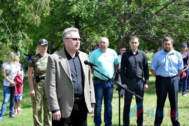 «Тропа Самурая» объединила в этом году свыше 250 ребят Лутугино, Луганска и Донецка (ФОТО)