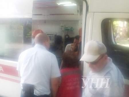 Неизвестный в Мариуполе устроил перестрелку с полицией 14:55 П.Порошенко приветствовал решение Совета ЕС продлить санкции против России