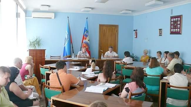 Прошел семинар для председателей профсоюзных организаций
