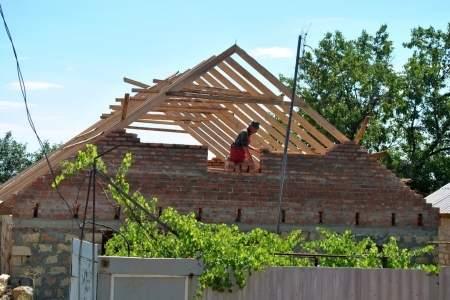 Восстановление жилья в Большой Вергунке