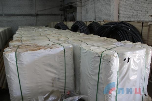 МККК с начала года доставил жителям ЛНР более тысячи тонн гумпомощи (ФОТО)