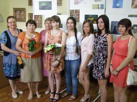 Выставка начинающего луганского дизайнера открылась в «Горьковке»