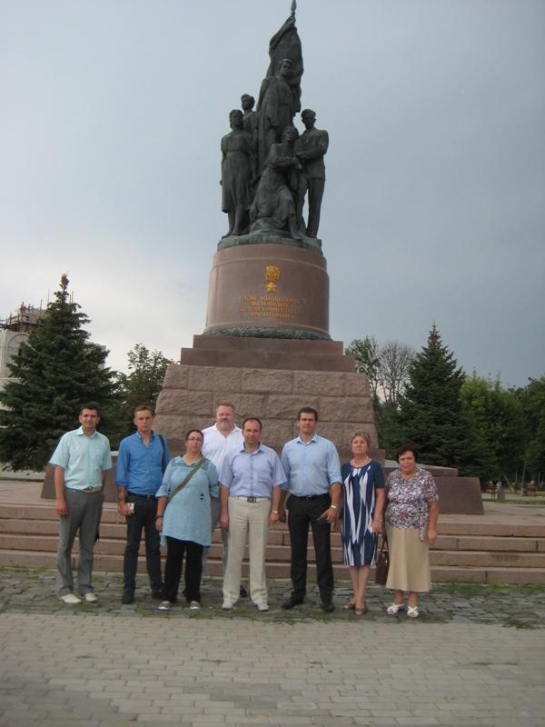 Международные наблюдатели обсудили с представителями профсоюзов ЛНР невыполнение Киевом  взятых на себя обязательств
