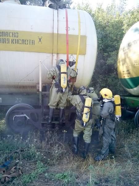 В Запорожской области из грузового поезда вытекла кислота 19:07 Украинские гребцы прошли в финал Олимпийских игр в Рио