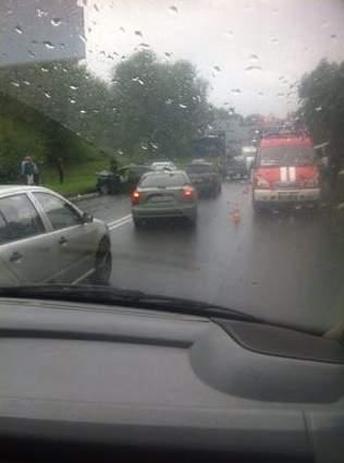 Смертельная авария произошла в Харькове