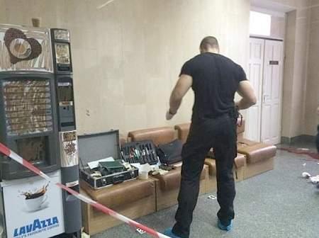 В больнице в Киеве преступники застрелили мужчину