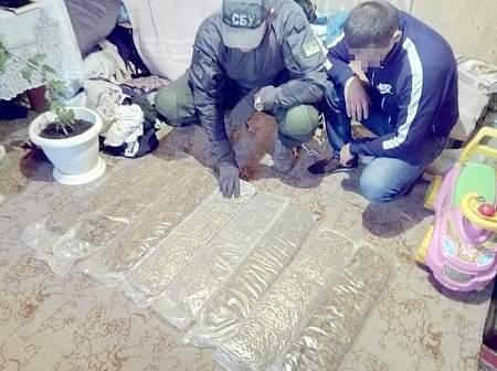 Супруги выращивали марихуану на Буковине
