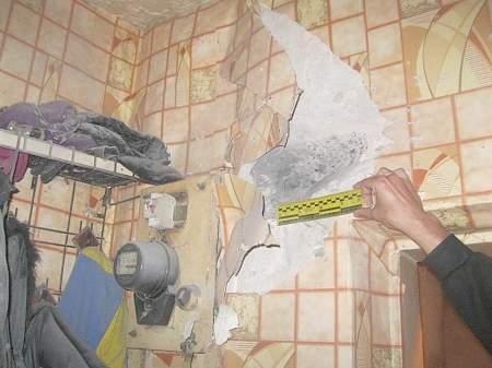 В Харьковской области из гранатомета обстреляли жилой дом
