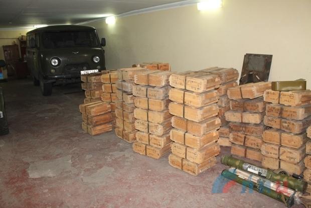 Генпрокуратура в рамках дела о перевороте обнаружила крупный тайник с оружием (ФОТО)