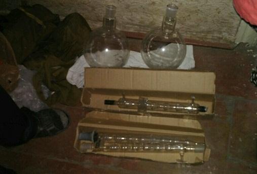 В Свердловске правоохранителями пресечена скрытая наркоторговля (фото)