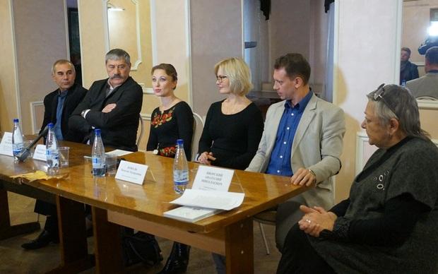 Луганский театр на Оборонной завершил гастроли по России выступлениями в Брянске (ФОТО)