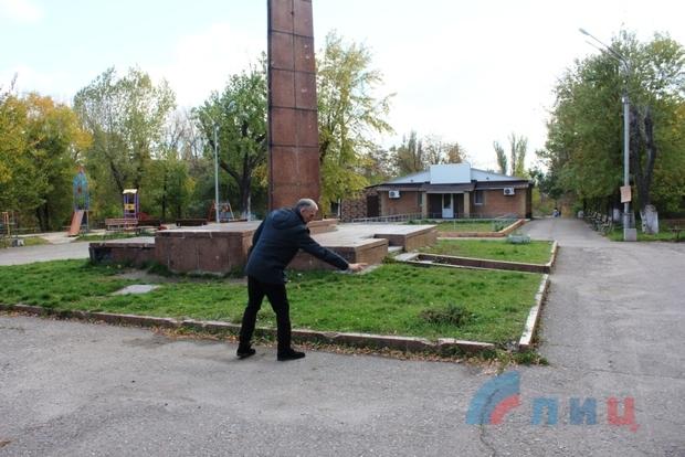 Киевские силовики повредили в ЛНР около 80 памятников, связанных с Великой Отечественной