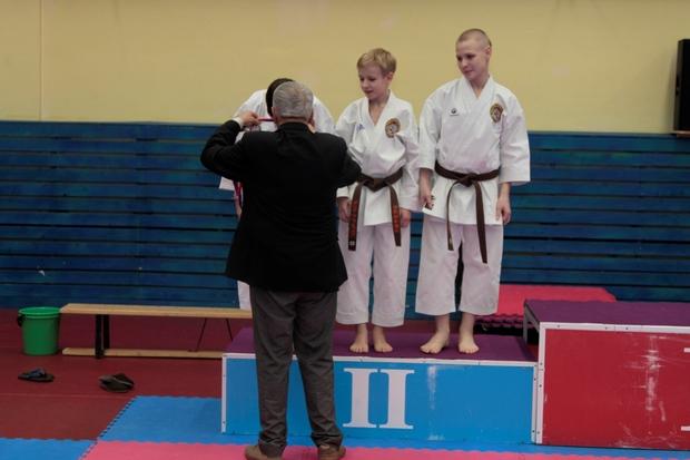 Каратисты ЛНР заняли призовые места на турнире в Санкт-Петербурге (ФОТО)