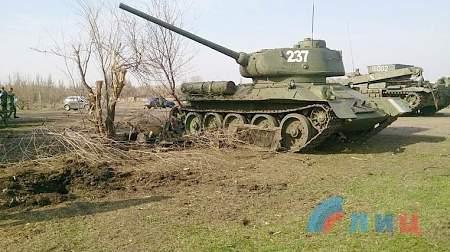 ВСУ обстреляли Луганск с целью срыва Парада Победы 9 мая — Народная милиция ЛНР