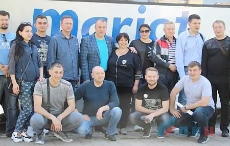 Делегация ЛНР отправилась в Подмосковье на конференцию об интеграции России с Донбассом