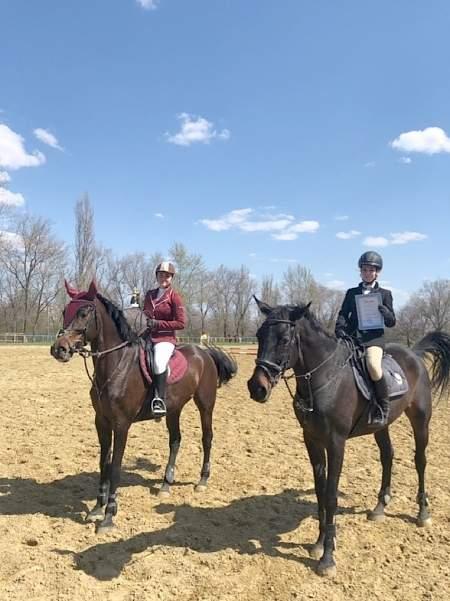 Соревнования по конному спорту прошли в Луганске