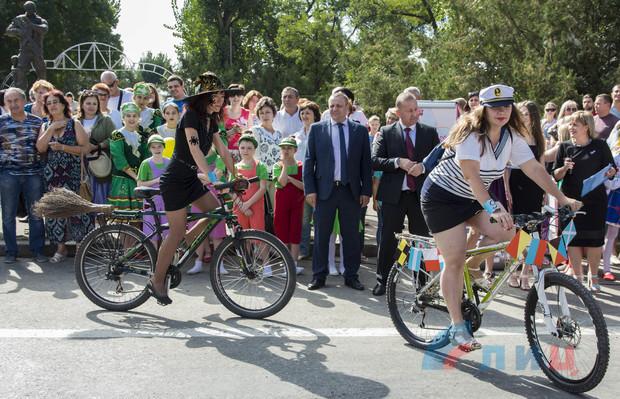 Леди на Велосипеде 2019 (фото)