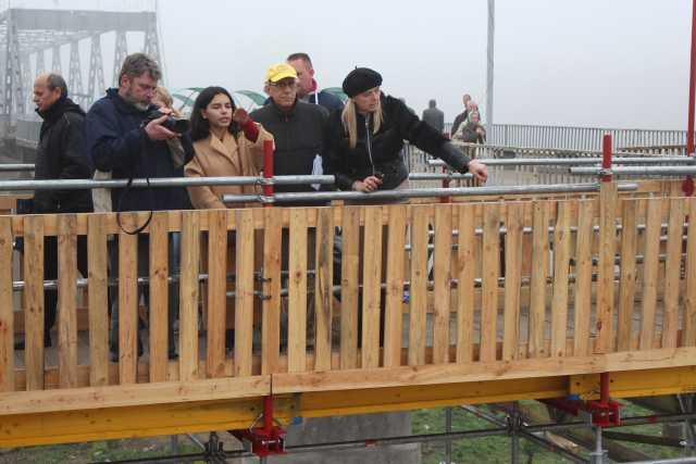 «Мост надежды между Луганской Народной Республикой и Украиной?» — журналист из Ирландии